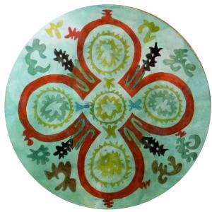 Egy XVIII. sz.-i dagesztáni textil nyomán
