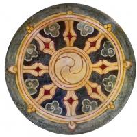 Dharmacsakra – buddhista szimbólum