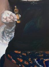 Fiola (55x40cm, olaj, vászon, 2008, magántulajdon)