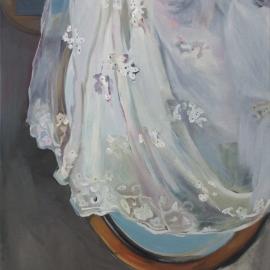 Tükrök sorozat VI. (130x100cm, olaj,vászon, 2008-2009)